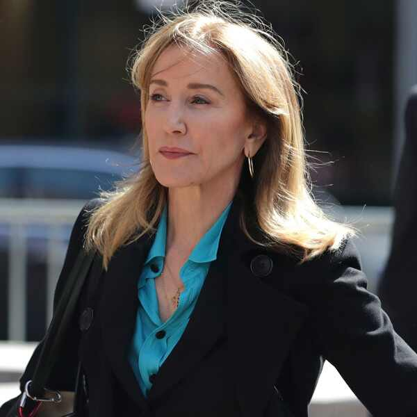 Felicity Huffman, Boston, Court